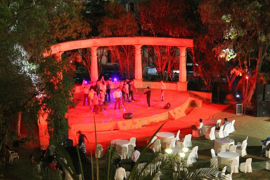 The Corinthians Resort & Club: Dance floor