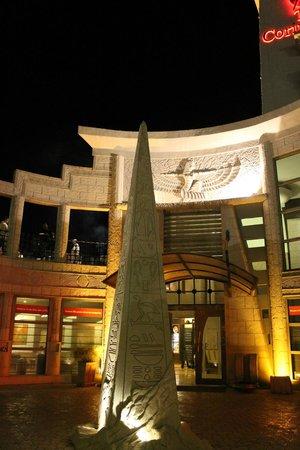 The Corinthians Resort & Club: Entrance