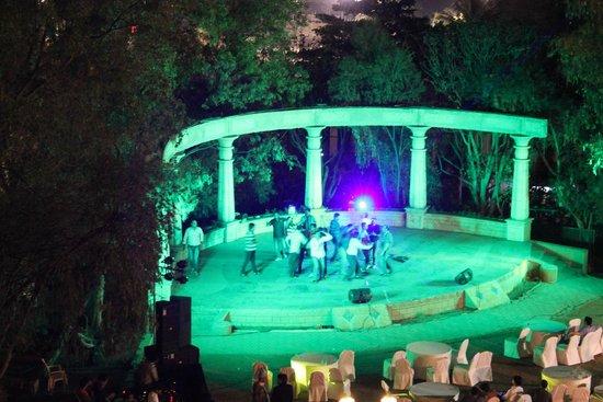 The Corinthians Resort & Club: Dance Floor