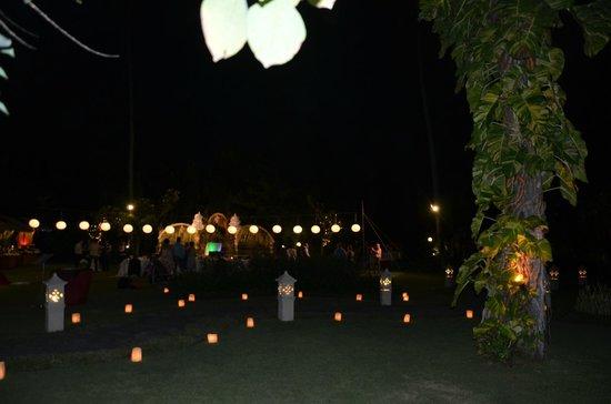White Rose Kuta Resort, Villas & Spa : Reception Area