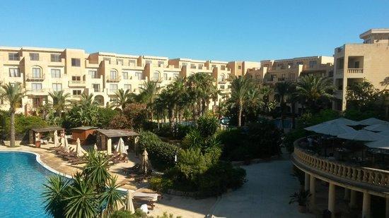 Kempinski Hotel San Lawrenz: Hotel grounds