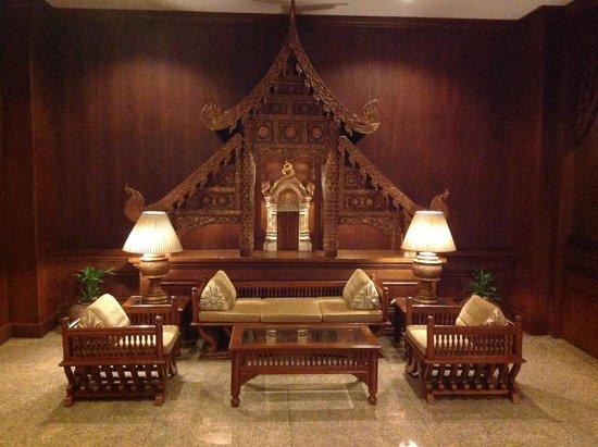 Chiang Mai Plaza Hotel: интерьер