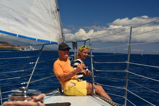 Scotch Mist Sailing Charters: Does it get any better?!