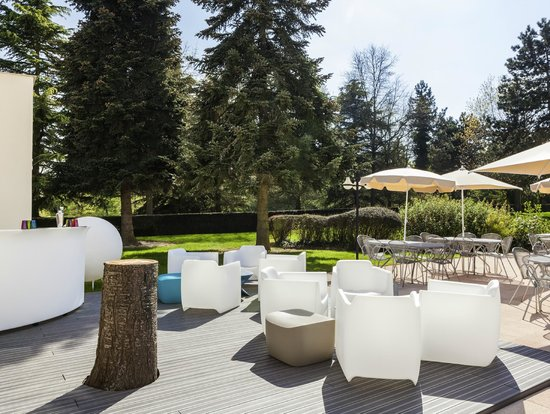Novotel Rennes Alma: Espace Lounge