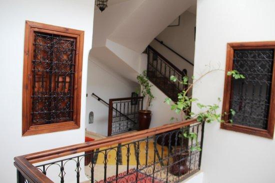 Riad Karim : premier étage