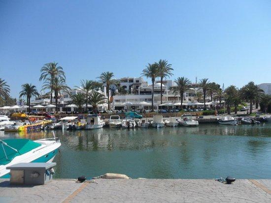 SENTIDO Tucan : the marina Cala d or.