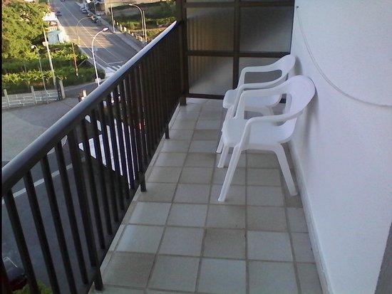 Nuevo Astur: terraza 516
