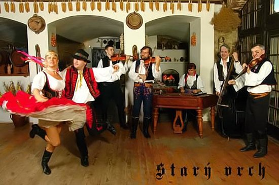 Folk restaurant Stary vrch