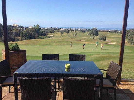 Marbella Golf Country Club: Vistas