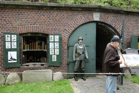 Zachodni Fort Artyleryjski - Muzeum Historii
