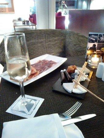 Eurostars Grand Marina Hotel: Bienvenida!