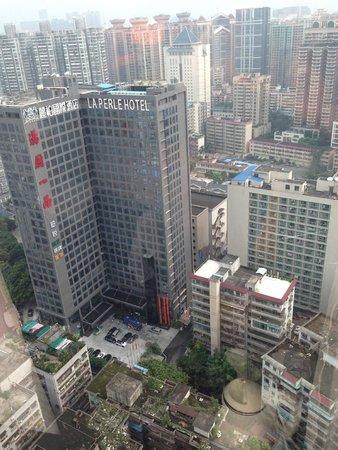 Majestic Hotel : Vista Apto 31 andar