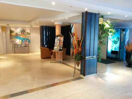 Le Quetzal Hotel : Hall