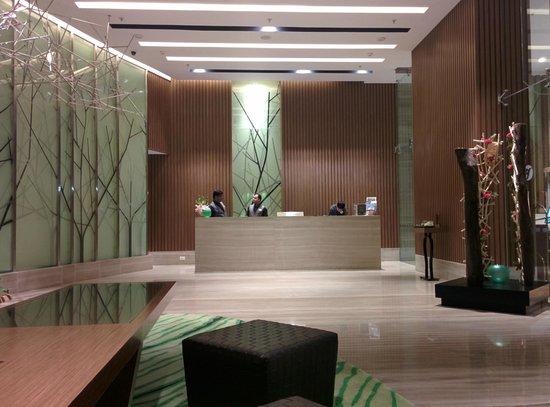 My Fortune Bengaluru: Reception Area