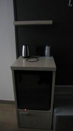 Biocity Hotel: Чайник в номере