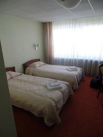 AirInn Vilnius Hotel: The room