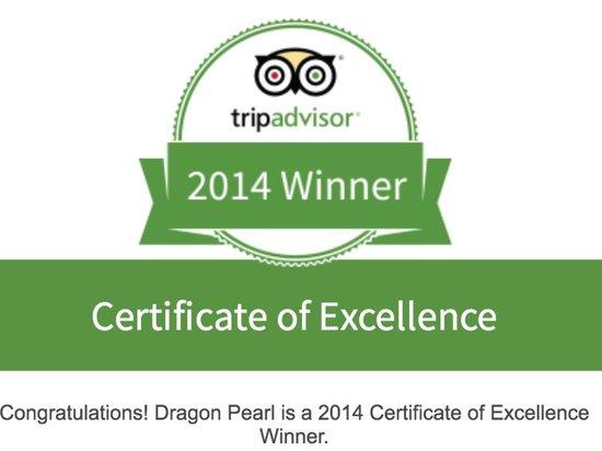 Dragon Pearl: Winner