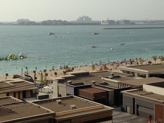 Sofitel Dubai Jumeirah Beach : vue plage