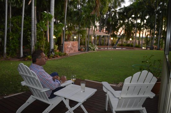Bougainvillea Lodge Bed and Breakfast : VIEW 2