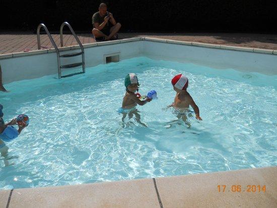 Camping Il Gineprino: piscina bimbi