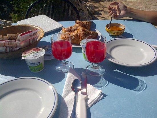 Casale Corcella : Colazione