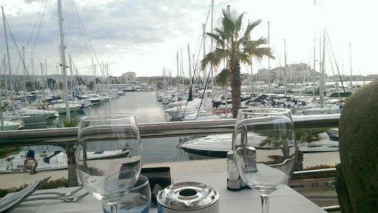 Republic Restaurant : The view