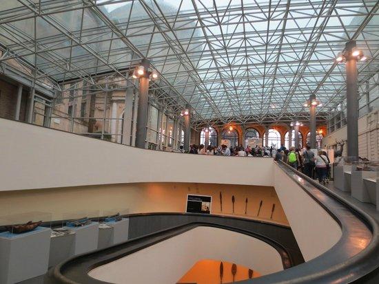 Museo del Tesoro della Basilica di San Pietro: Entrada de los Museos Vaticanos