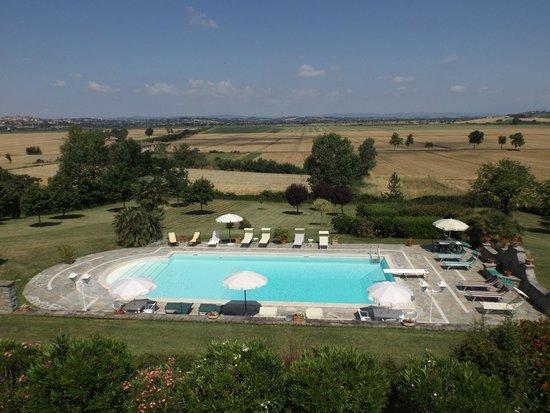 Casa Dei Pini: piscina