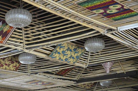 Marina De Bay: The Artistic Ceiling