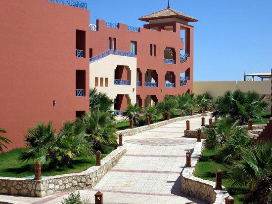 Faraana Heights Resort: 2) Отель