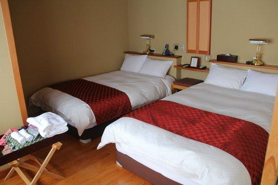 Suihoen: 寝室