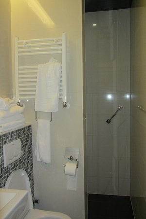 Hotel Restaurant Larende: bathroom 2