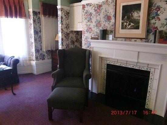 White Swan Inn: 2日目の部屋