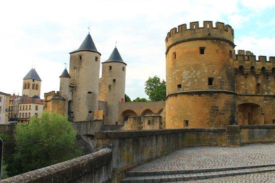 Porte Des Allemands Picture Of Porte Des Allemands Metz