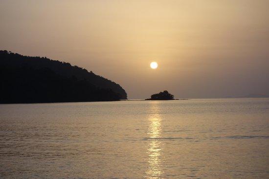 Photo3 - Sunset view at  Jala Restaurant