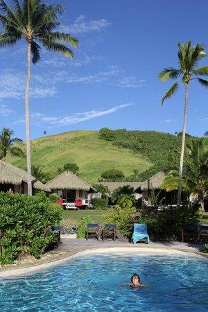 Tamanu Beach: The bungalows