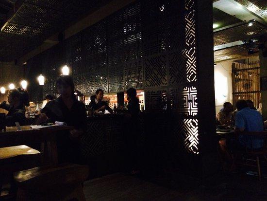 Khaima Restaurant: Cool. Hot. Khaima.