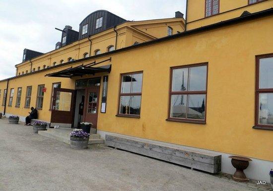 Restaurant Hjerta: The house
