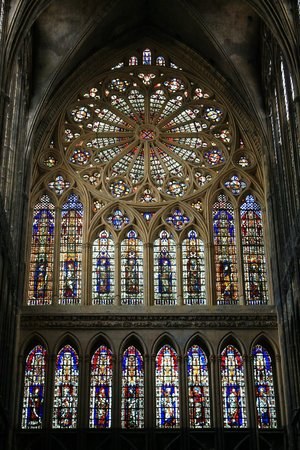 Metz Cathedral: Cathedral of St. Stephen
