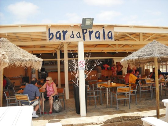 Hotel Oasis Belorizonte : Beach bar