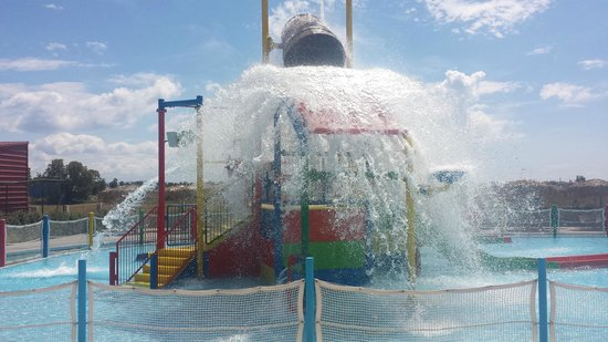Blue Lagoon Resort: waterpark