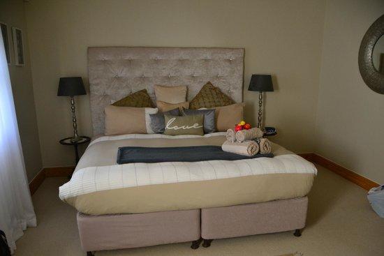 Villa Tarentaal: Comfy bed