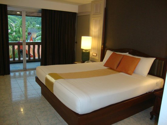 Phuket Orchid Resort & Spa: Deluxe