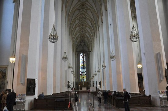 Church of Our Lady (Frauenkirche): Фрауенкирхе