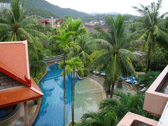 Phuket Orchid Resort & Spa: Главный бассейн