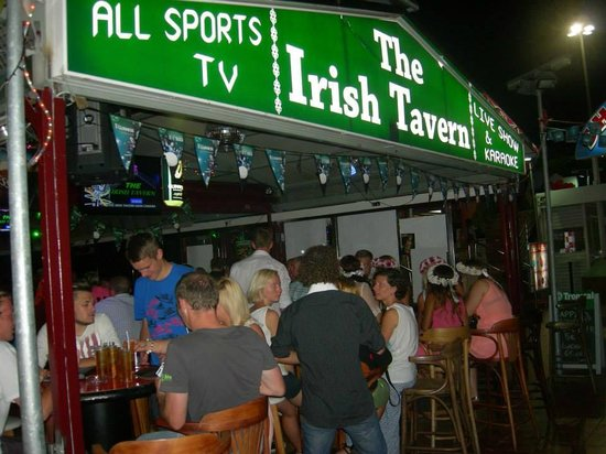 The Irish Tavern gran canaria