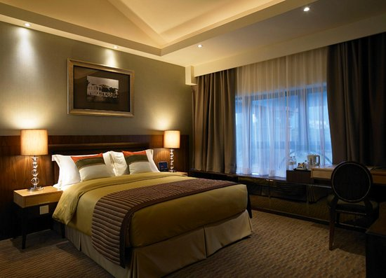 The Residence At Singapore Recreation Club : Deluxe Room