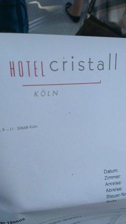 Hotel Cristall: фото