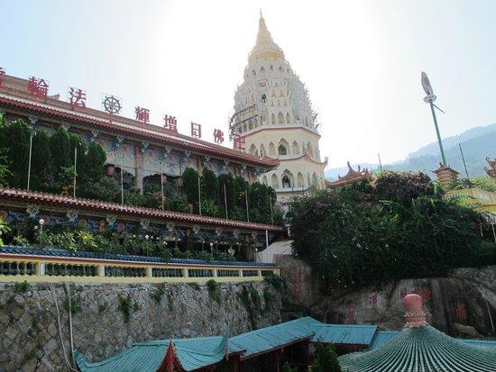 Temple de Kek Lok Si : Penang's iconic Kek Lok Si
