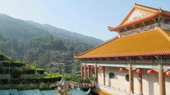 Temple de Kek Lok Si : one of the nicer views